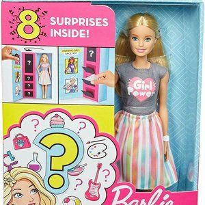 Mattel Barbie Doll - You can be anything